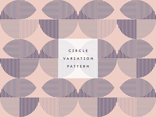Circle Variation Pattern