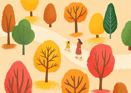 가을 풍경 즐기기