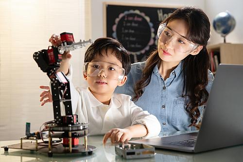 어린이 인공지능 학습