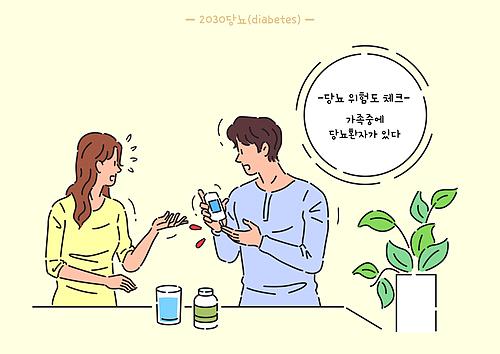 2030, 젊은 당뇨