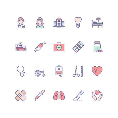 의학 아이콘