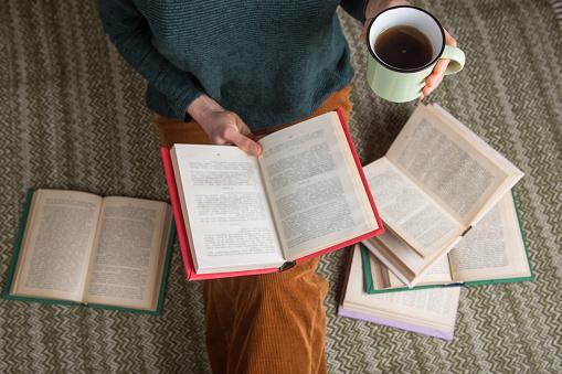 독서를 합시다!
