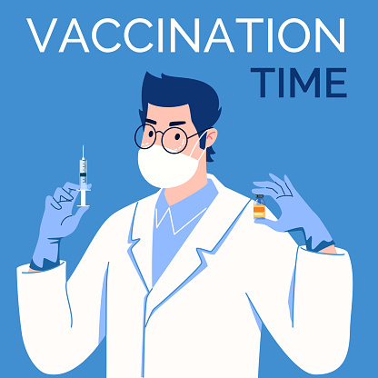 Vaccination time