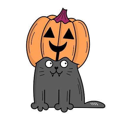 Halloween Cute illustration