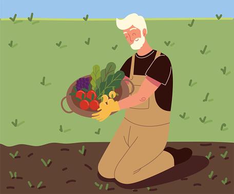 농업 일러스트
