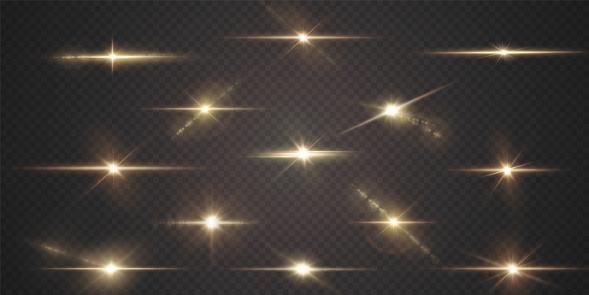 반짝이는 금빛 소스