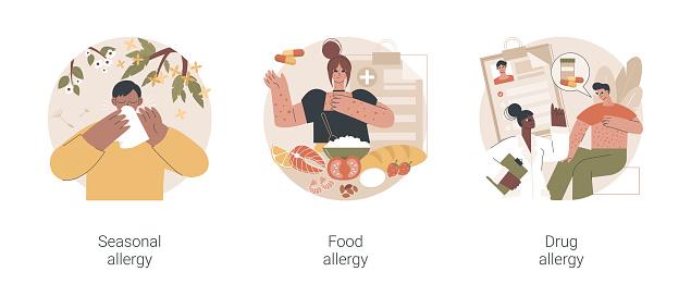 다양한 질병들
