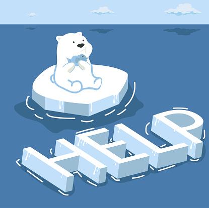 북극 지구 온난화