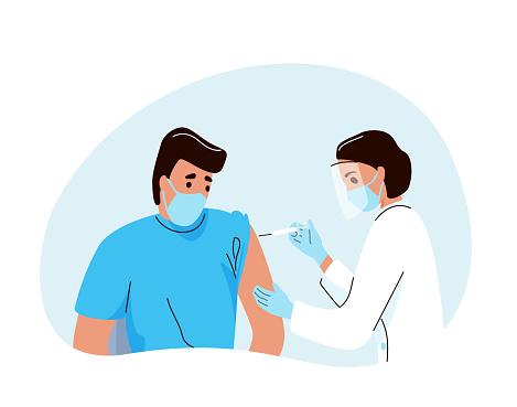 백신 접종