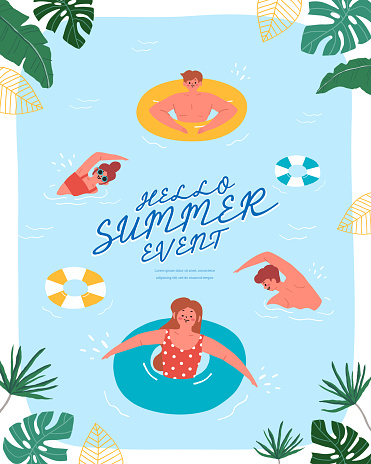 Summer Beaches