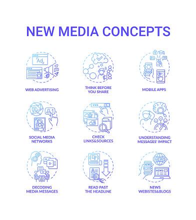 New media concepts