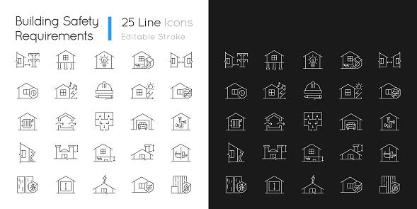 Black&white icons