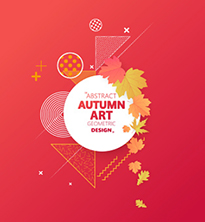 Autumn art design