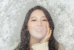 국내사진_겨울여자