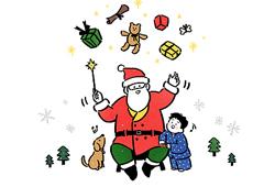 일러스트_크리스마스