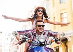 Motor Cycling Travel