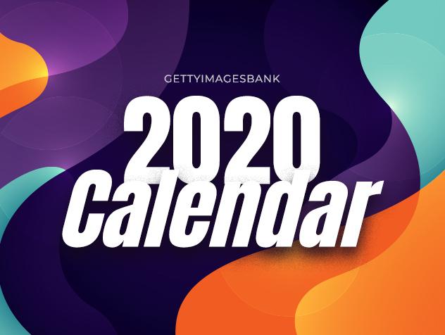 2020 캘린더