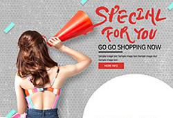 웹템플릿_쇼핑
