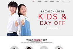 웹템플릿_어린이