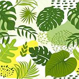 귀여운 여름 패턴 패턴