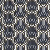 기하학적 스트라이프 패턴