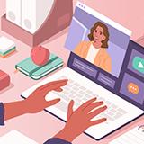 온라인 생활