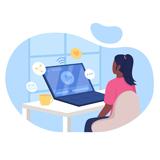 Video tutorial illustration