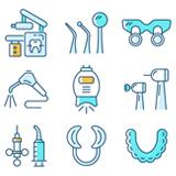 Dentistry tools and materials